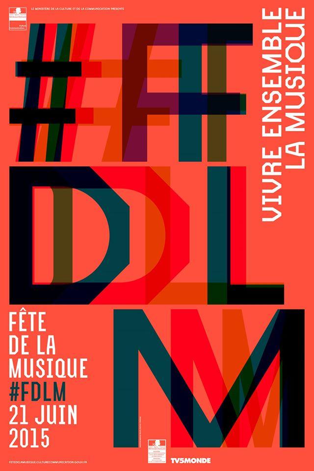 Fête de la musique 2015 au Bar by O'Sisters à Paris