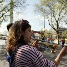 Pi/2 - Tromboniste à la Brass de Pneu