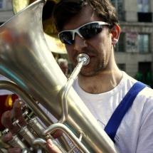 Ménon - Euphoniumiste à la Brass de Pneu