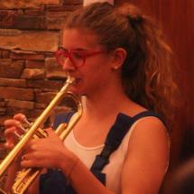 DiscoBitch - Trompettiste à la Brass de Pneu