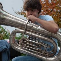 Baladoo - Euphoniumiste à la Brass de Pneu