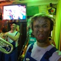 Démission - Trompettiste à la Brass de Pneu