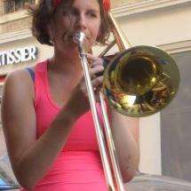 Fifa - Tromboniste à la Brass de Pneu