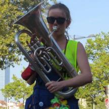 Zozo - Euphoniumiste à la Brass de Pneu