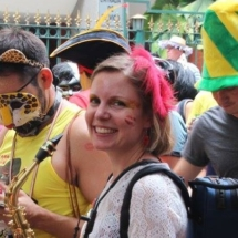 Picon-Bière - Saxophoniste à la Brass de Pneu