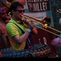 Poudre - Tromboniste à la Brass de Pneu