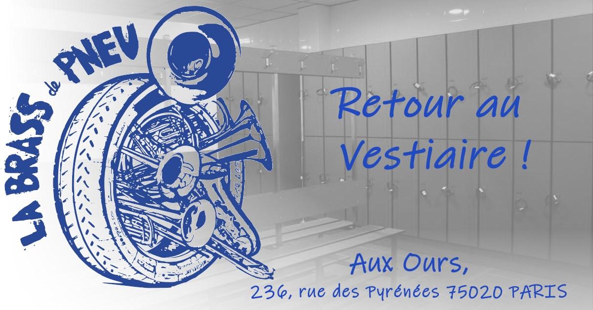 La Brass de Pneu - Concert Fanfare Paris aux Ours